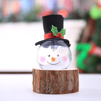 New Snowman Christmas Ball