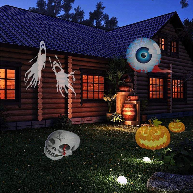 Christmas Home Decoration Projector Lights