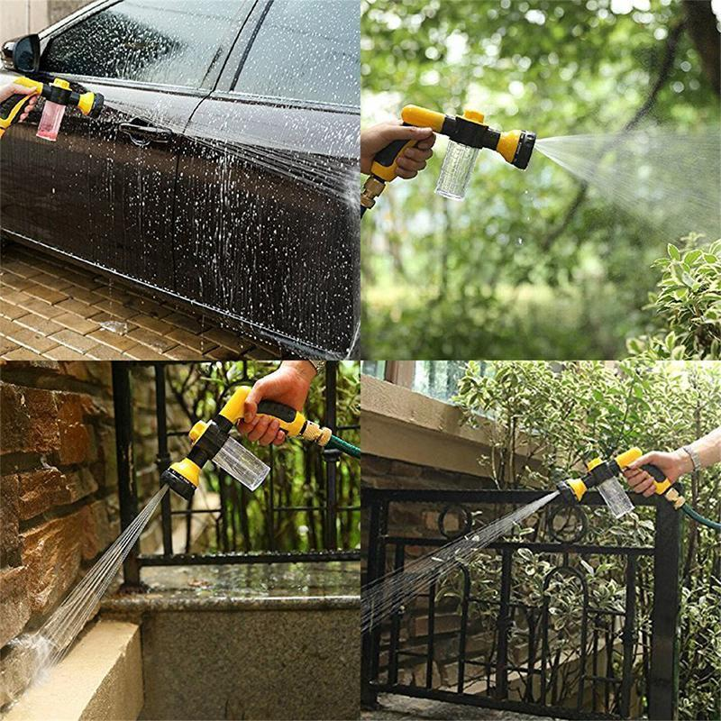 Multifunctional Foam Washing Gun