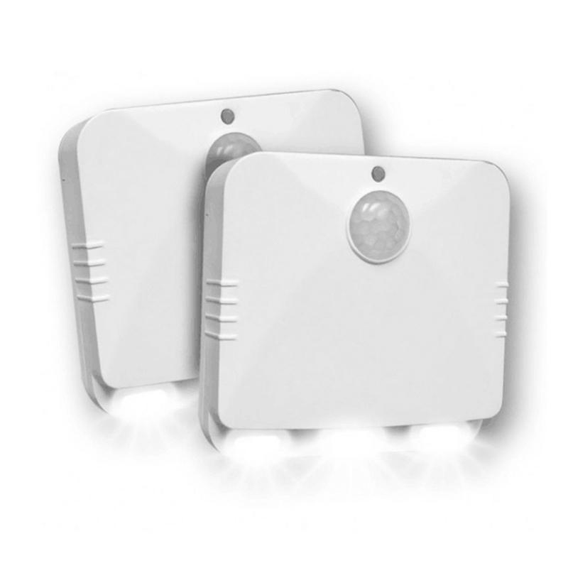 Indoor Sensor Wireless LED Night Light, 2 PC