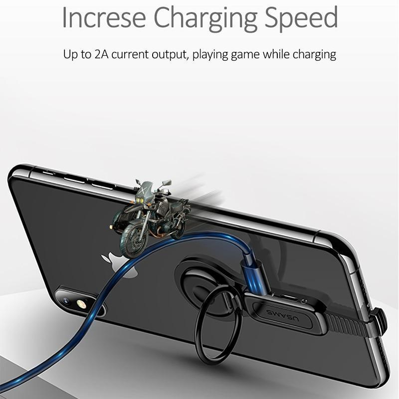 4-IN-1 DUAL FAST CHARGING ADAPTER