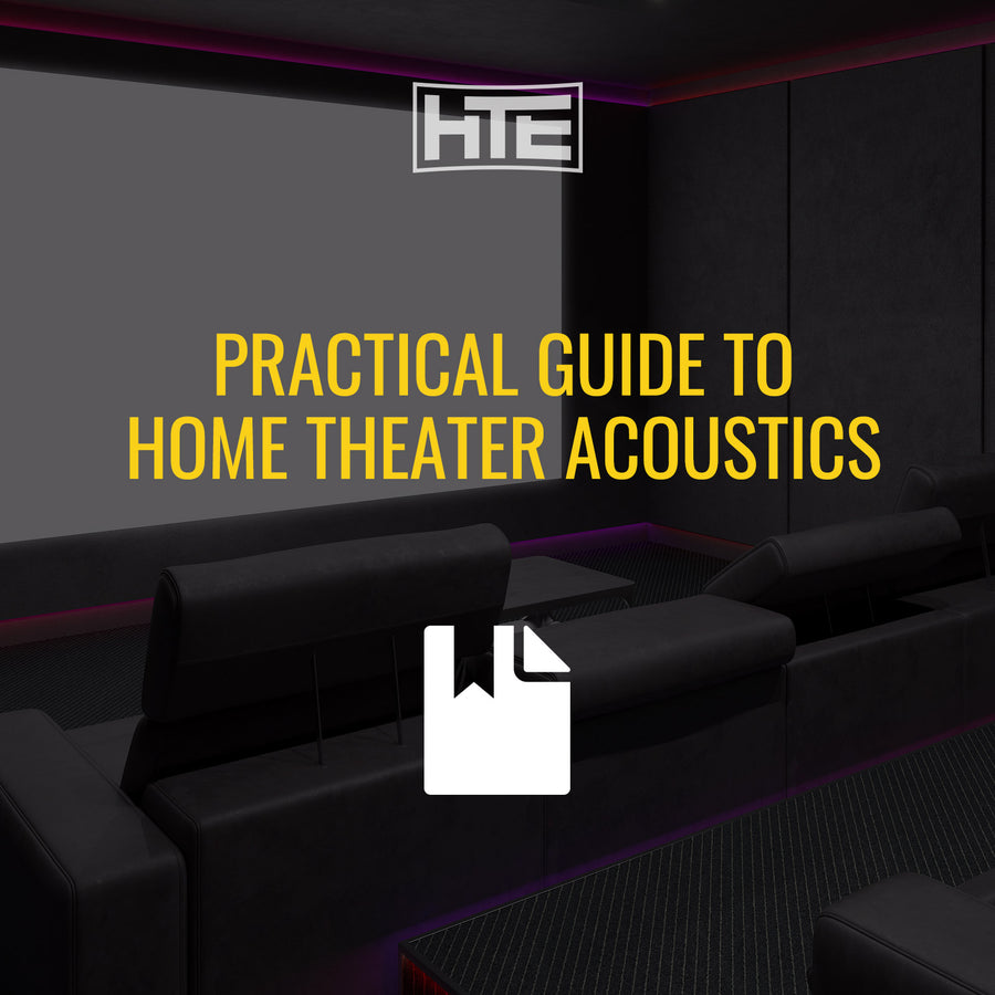 Practical Guide to Home Theater Acoustics