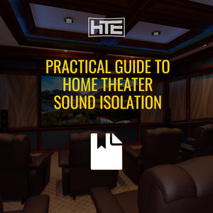 Practical Guide to Home Theater Sound Isolation