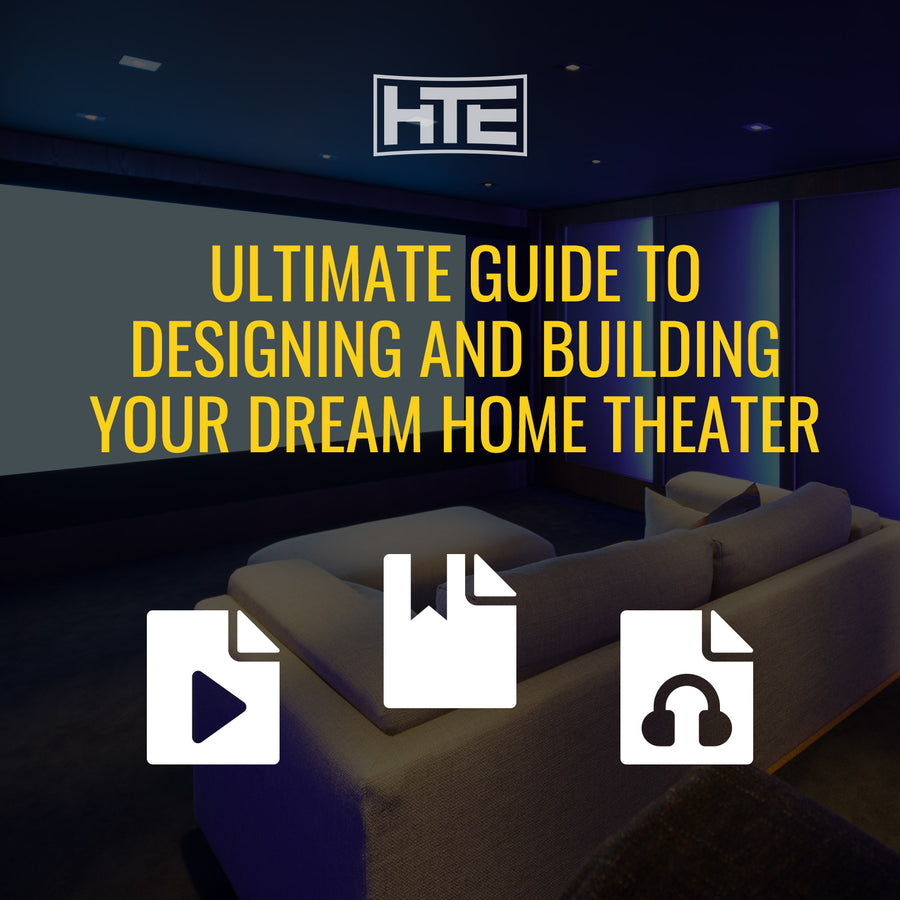 Ultimate Guide to Designing and Building Your Dream Home Theater