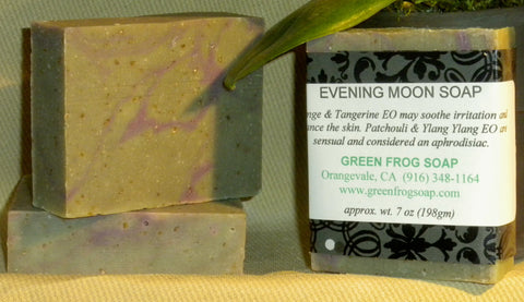 Evening Moon Soap