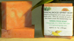 Sandlewood Spirit Soap