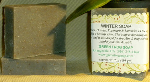 Winter Soap