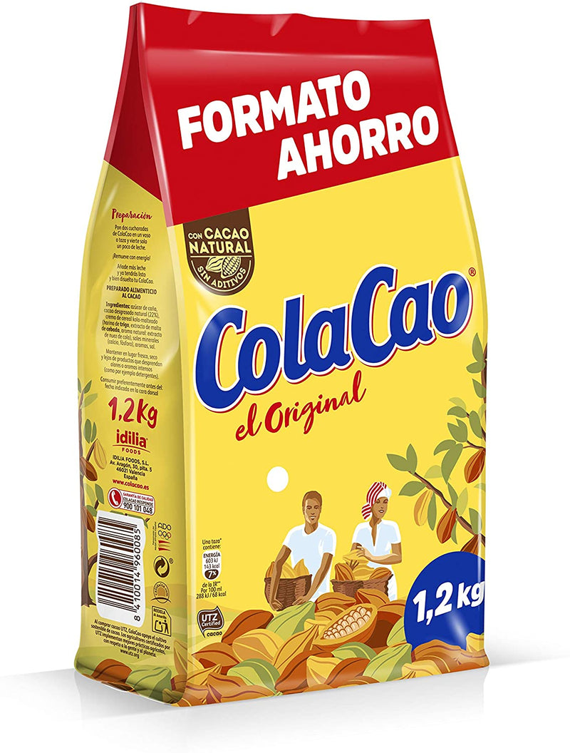 Cacao Soluble Cola Cao 1.2 Kg