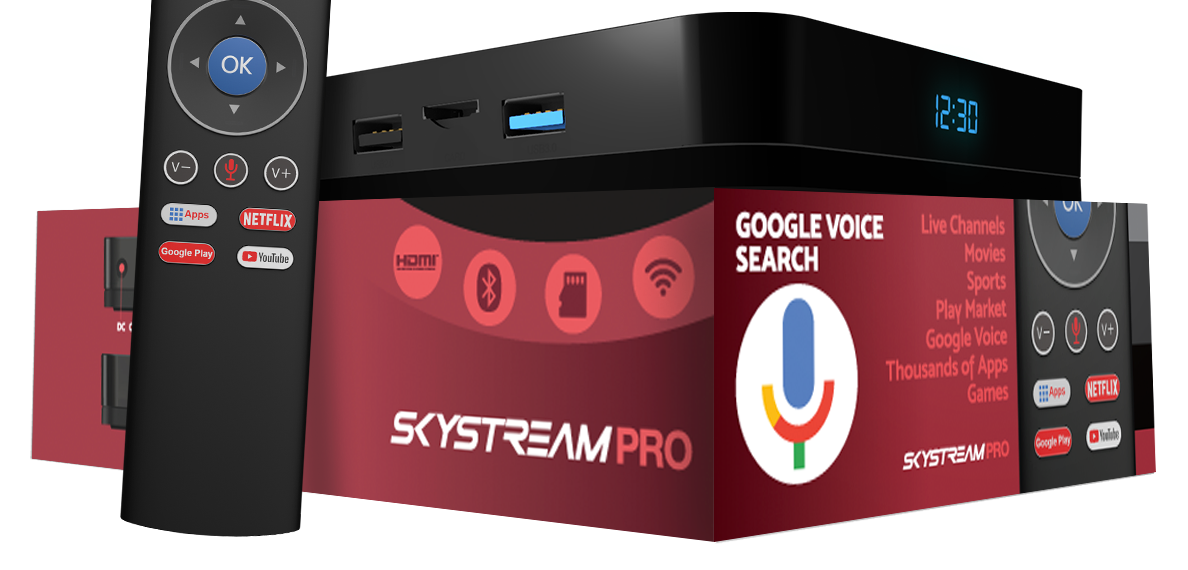 SkyStream Pro Release and Specs