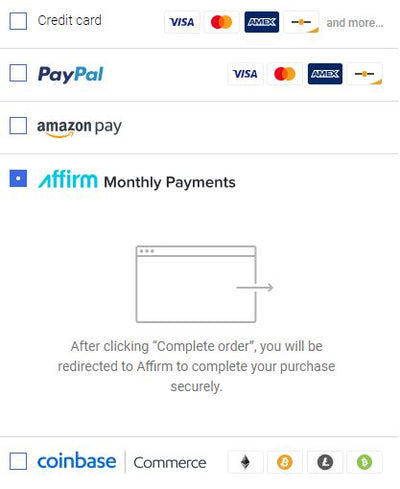 Skystream Partners with Affirm Monthly Payments