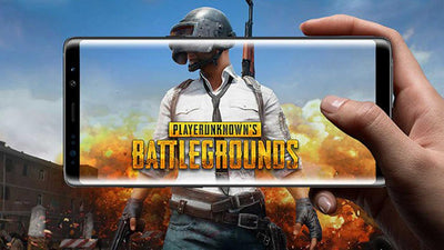 Playing PUBG (Player Unknown's Battlegrounds) on the Skystream TWO Android TV Box