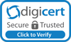 SkyStream is Digicert Secure Trusted