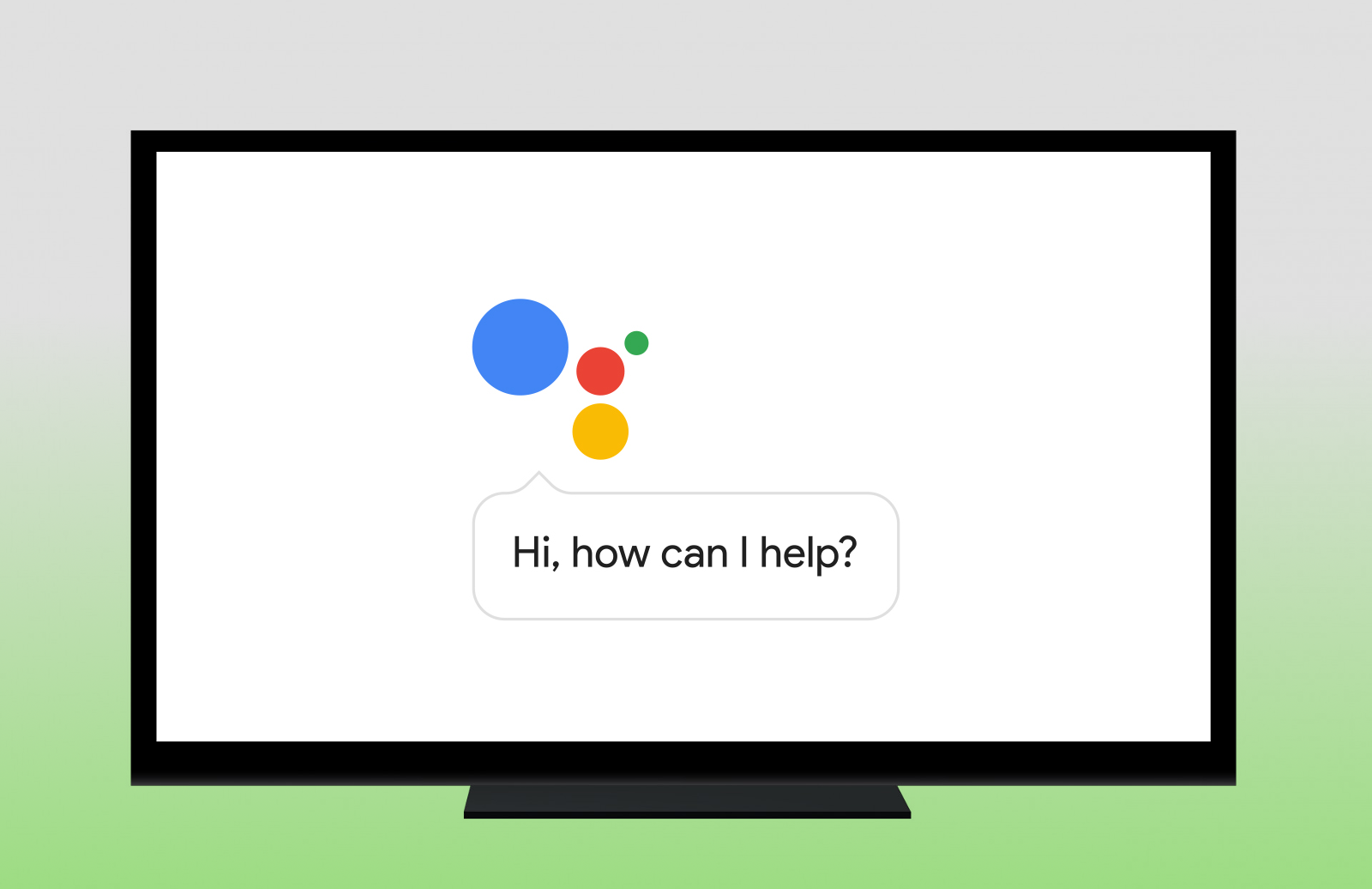 AndroidTV Google Assistant