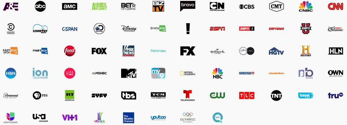 Live TV Streaming Service