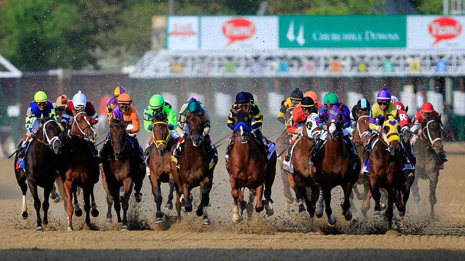 2018 Kentucky Derby Stream