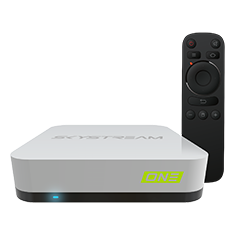 SkyStream One Android TV Box