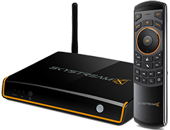 SkyStream X5 Streaming Media Player - Powered by Android