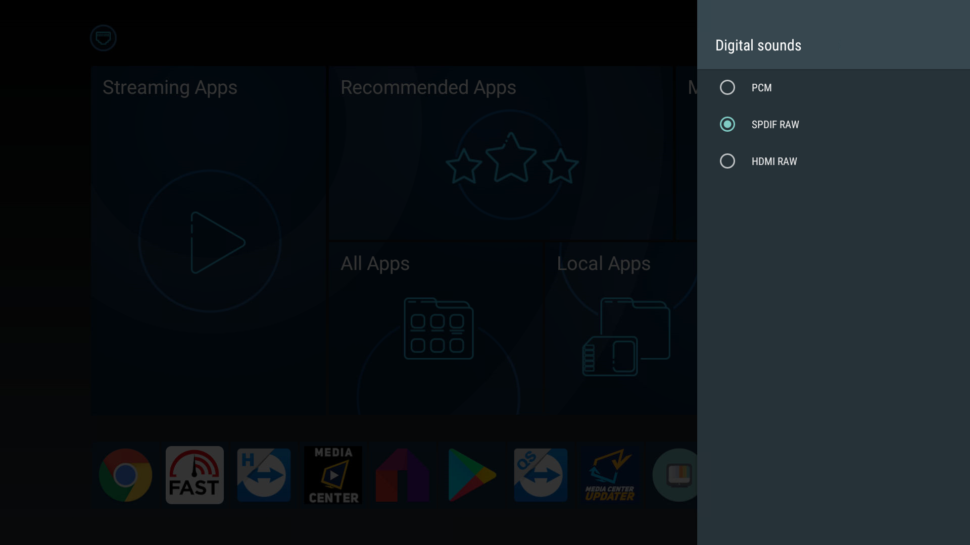 The best way to connect an Android TV Box to your surround sound