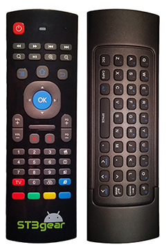 SkyStreamX Android Air Mouse Remote