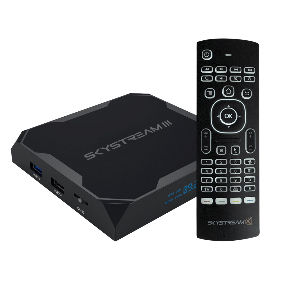 Refurbished SkyStream Three Plus Android TV Box