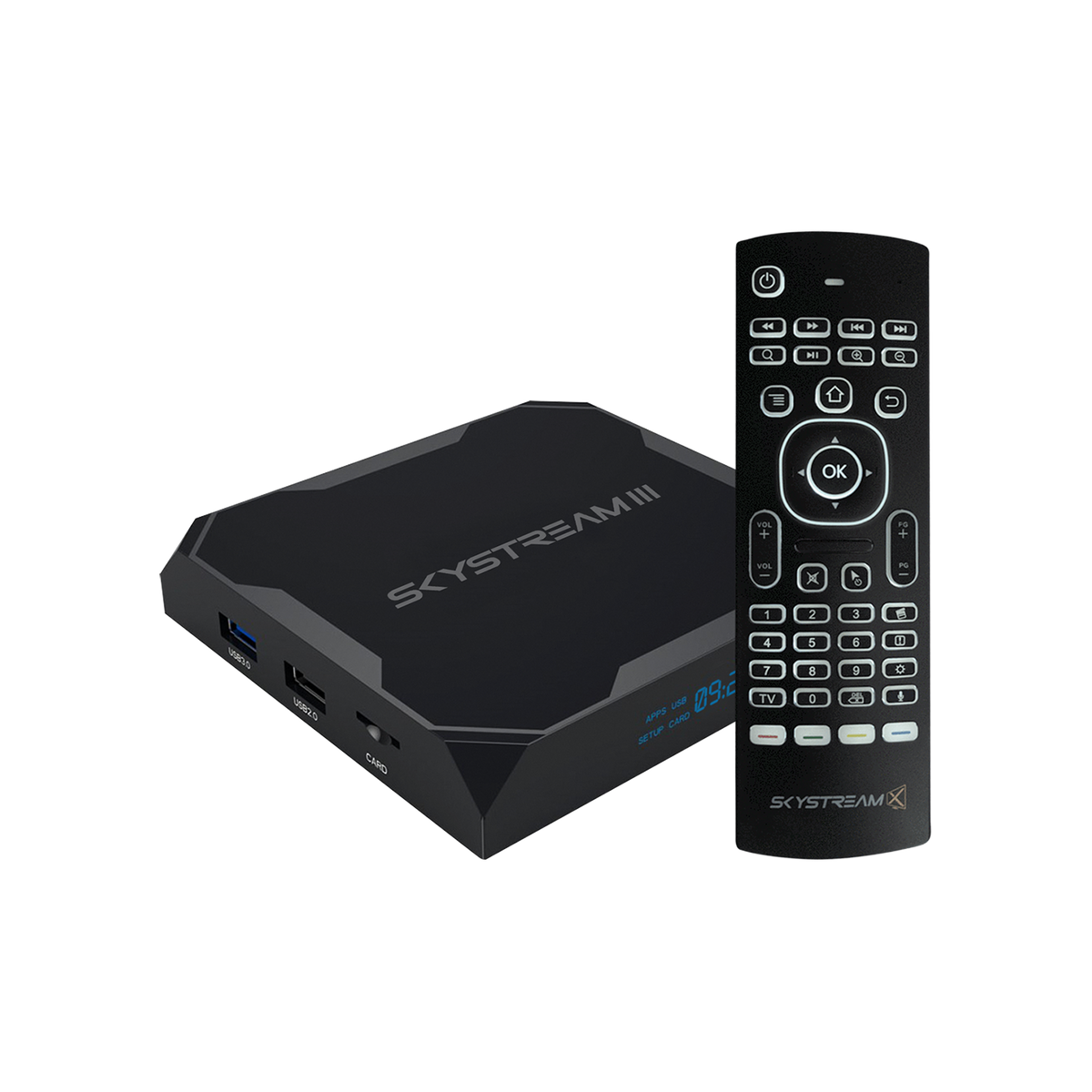 SkyStream 3 4K Android Streaming Media Player