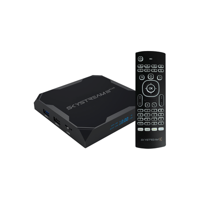 SkyStream 3+ 4K Streaming Media Player