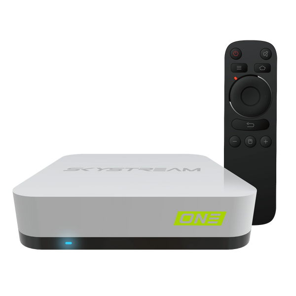 Streaming Media Player - SkyStream ONE Android TV Box