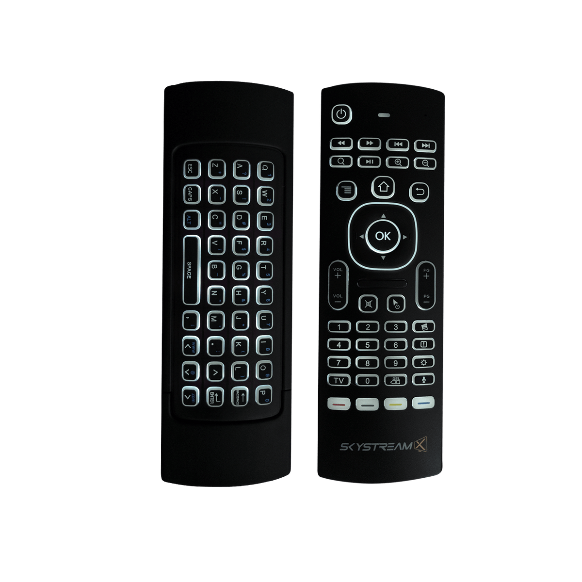 Streaming Player Accessories - SkyStream Air Mouse Remote