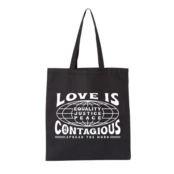 Local Love League: Love is Equality Tote
