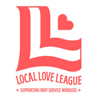 Local Love League Logo Mug