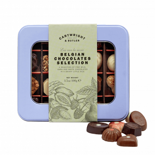 Cartwright & Butler Belgian Chocolates Selection 100g - Celebration Cheeses