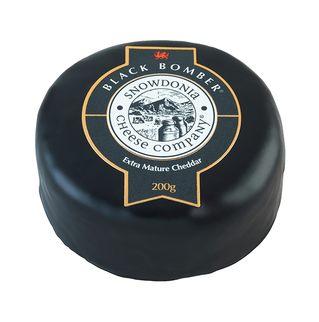 God's Own Rum - Flagship Cheese Box 200g (cheese weight) - Celebration Cheeses