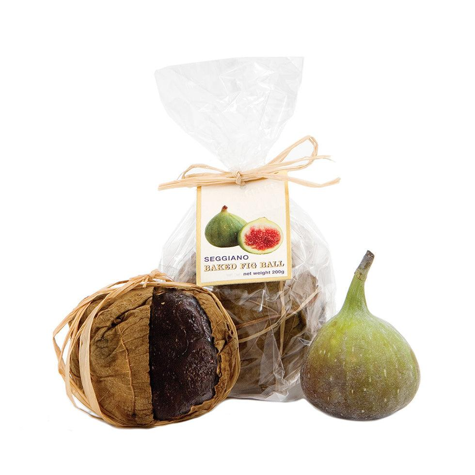 Seggiano Baked Fig Ball 200g - Celebration Cheeses