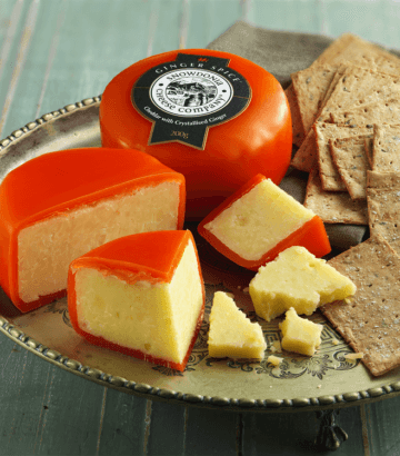 Snowdonia Ginger Spice 200g - Celebration Cheeses