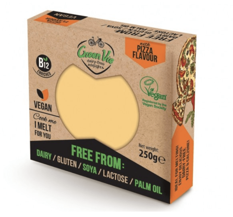 Green Vie For Pizza 250g - Celebration Cheeses