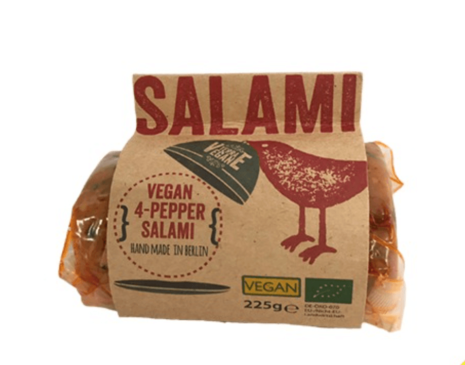Terra Vegane Salami 225g - Celebration Cheeses