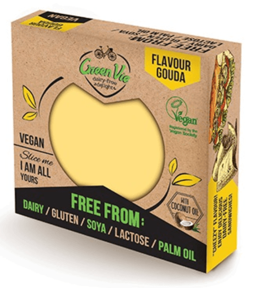 Green Vie Gouda Flavour 250g - Celebration Cheeses