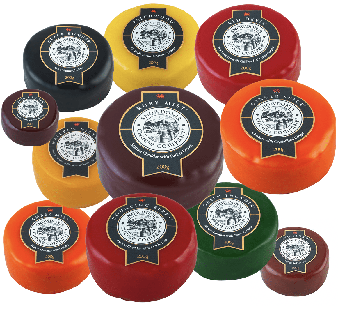 Snowdonia Truffle Trove 150g - Celebration Cheeses
