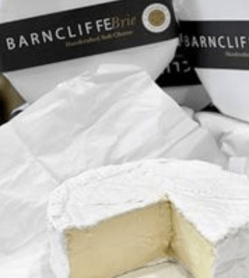 Barncliffe Brie 200g - Celebration Cheeses