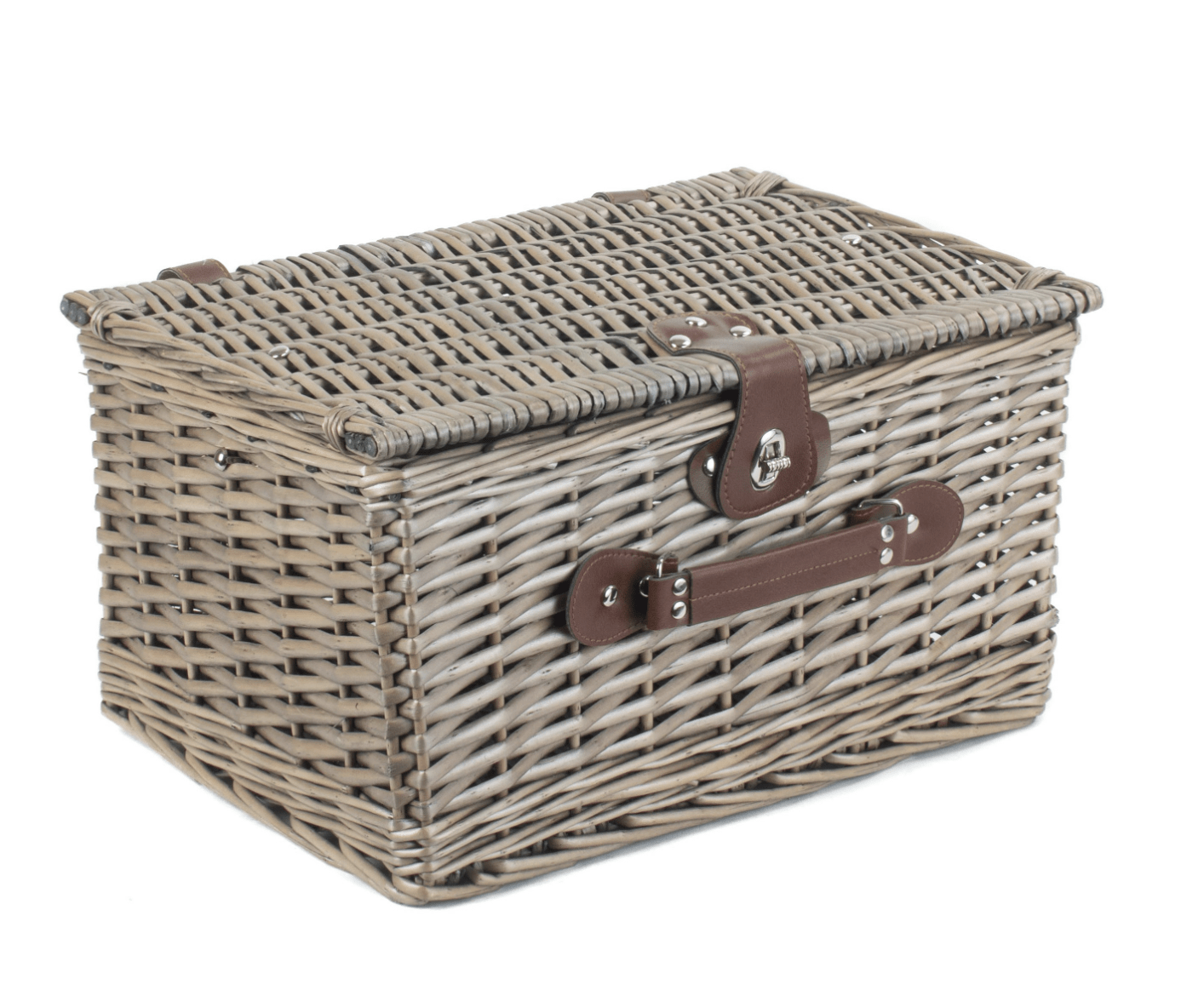 "16"" Deep Empty Hamper - Celebration Cheeses"