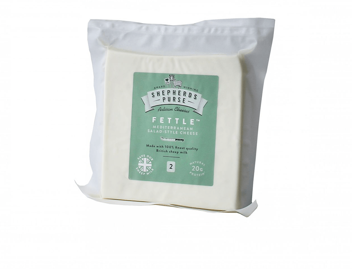 Sherpherds Purse Fine Fettle 180g - Celebration Cheeses