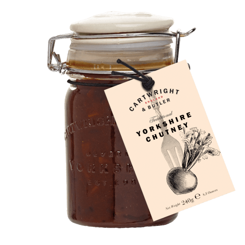 Cartwright and Butler Yorkshire Chutney 240g - Celebration Cheeses