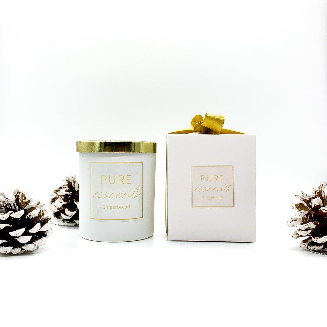 Pure Esscents Scented Candle - Snow Fairy - Celebration Cheeses