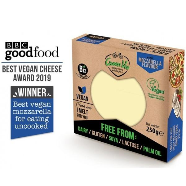 Green Vie Mozzarella 250g - Celebration Cheeses