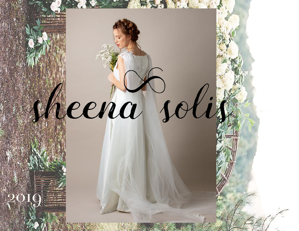 Sheena Solis Bridal Lookbook 2019