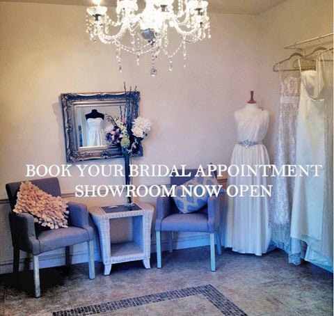 Lincolnshire Bridal Boutique Designer Private Showroom