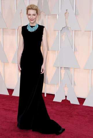 Cate Blanchett Tiffany & Co. Necklace