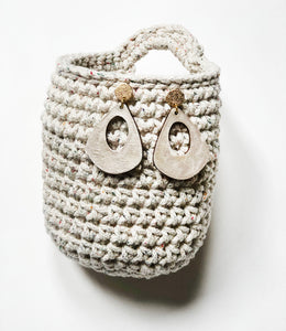 The Zarina Statement Earrings by Sheena Solis