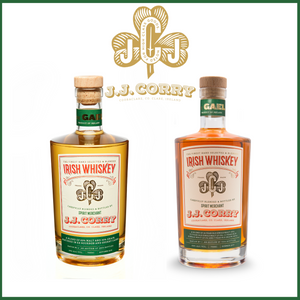"J.J. Corry Irish Whiskey Flight - ""The Gaels"""