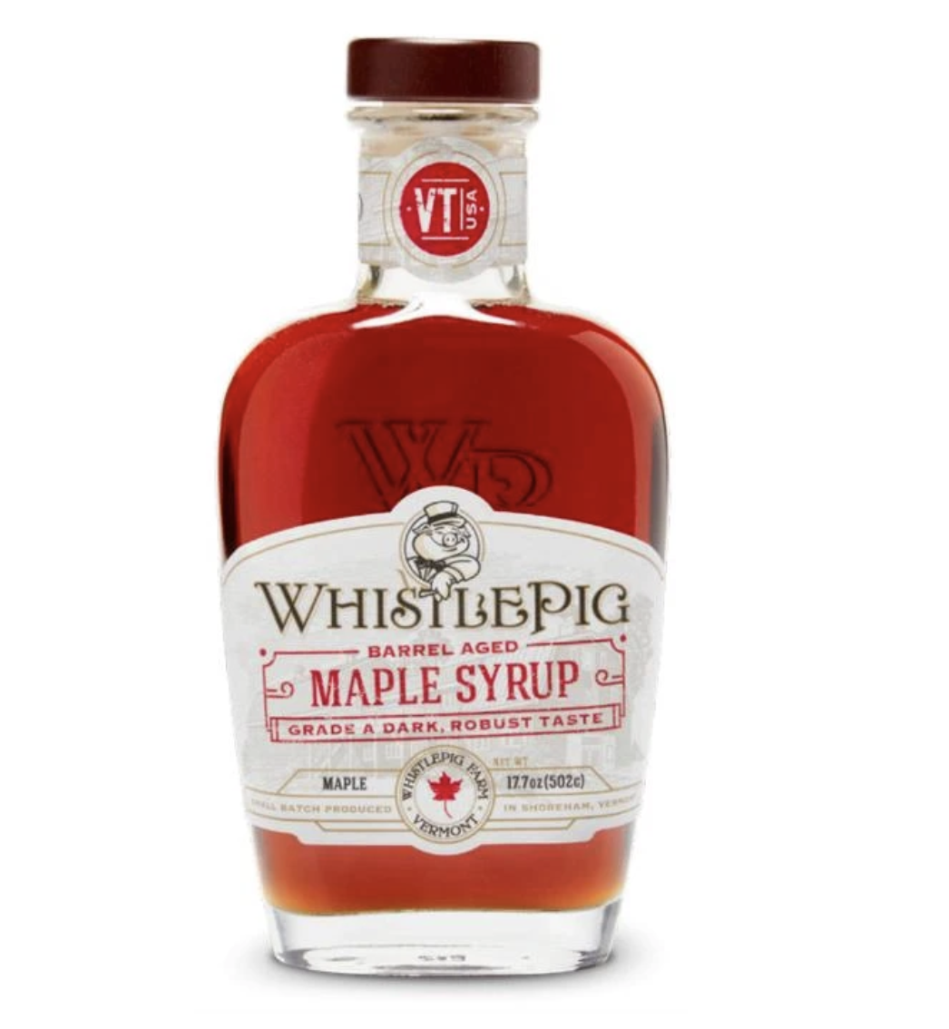WhistlePig Maple Syrup 375ml